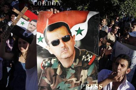 El laberinto sirio