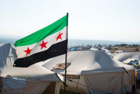Entre desplazados y refugiados, la tragedia siria