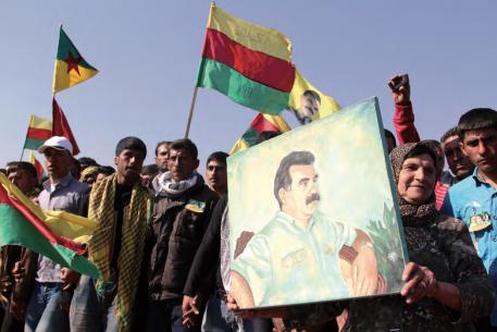 El factor kurdo en el conflicto de Siria
