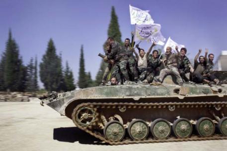 En Siria, los milagros no existen