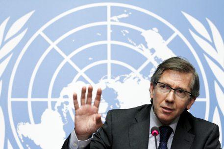 La ONU y la transición conflictiva en Libia