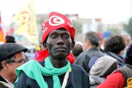 Les noirs tunisiens après la révolution de 2011. Retour sur les prémices d´un mouvement contre le racisme