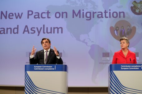 Is It Possible to Develop a Common European Policy on Immigration and Asylum?