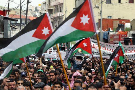 Jordan: Constant, but Fragile, Stability