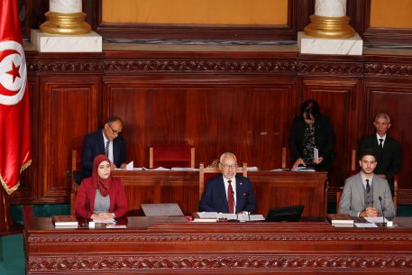 Reaching the End of the Tunisian Consensus: Disaffection and Pending Challenges