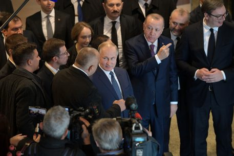The Influencers' Futile Toils: Russia and Turkey in the Balkans