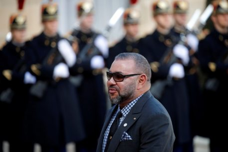 Who Does the King Speak for? Executive Power, the Executors and Protests in Morocco