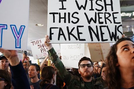 Global and Arab Media in the Post-truth Era: Globalization, Authoritarianism and Fake News
