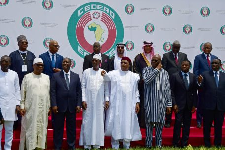 North Africa More African than Ever: Maghreb Countries towards ECOWAS