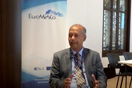 Abdelhak Bassou – Coordinateur d'un module de recherche d'EuroMeSCo