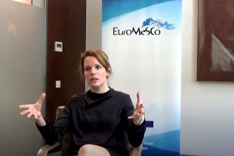 Europeans' approach to civil society in MENA – Florence Gaub