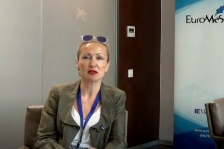 The role of EuroMed civil society – Aida Ridanovich