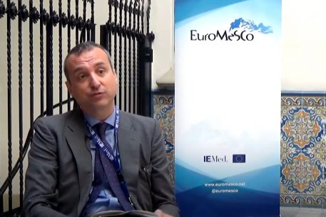 The role of EuroMed civil society – Diego Escalona (DG Near)