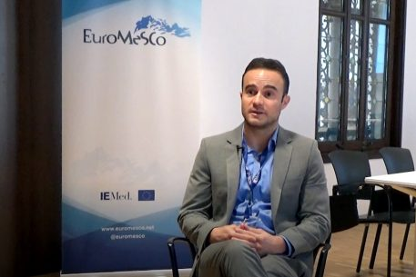 The work of the European Endowment for Democracy in the Mediterranean – Nicolas Persons