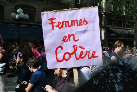 """#MeToo and the History of """"Hashtag Feminism"""" in the MENA Region"""