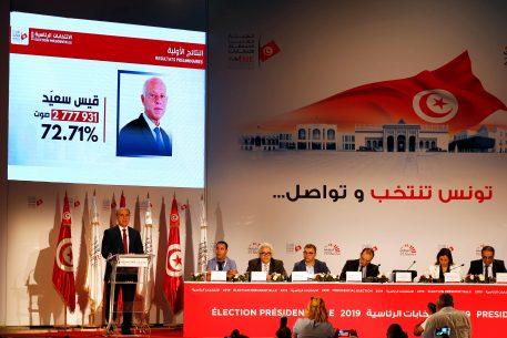 Túnez: unas elecciones llenas de sorpresas