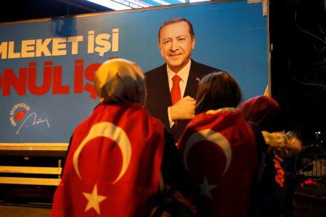 Geopolítica de Turquía después de las elecciones generales y legislativas de 2018