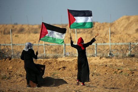 New Old Thinking in Palestine