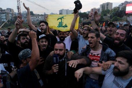 Hezbollah and the Lebanese Popular Movement