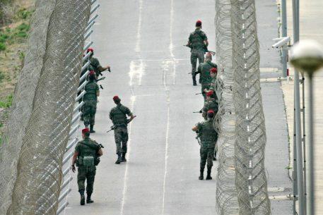 La construcción de la frontera vertical. El caso de Marruecos
