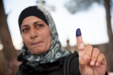Palestinian Women and the Political Process: An Insight into the West Bank