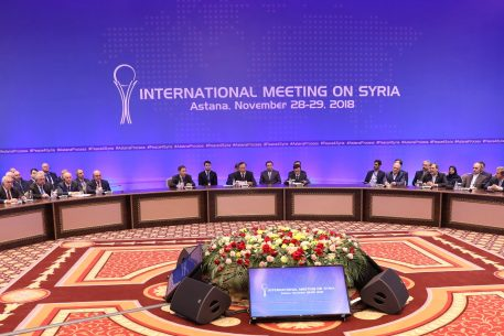 Facilitating a Political Transition in Syria