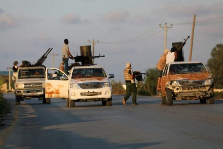 Security Challenges in the Maghreb: The Nexus between Bad Governance and Violent Extremism