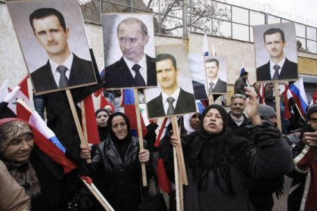In from the Cold: Russia's Agenda in the Middle East and Implications for the EU