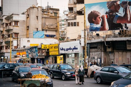 Prostitution and Trafficking in Women in the Eastern Suburbs of Beirut