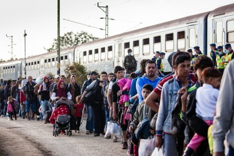 Refugees and Migration As a Factor of EU Transformation