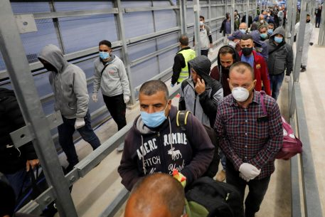 COVID-19 in Palestine: Economic Slump, Rising Vulnerability and Limited Policy Response