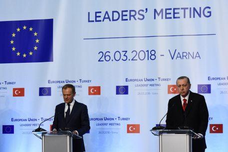 Post-Varna EU-Turkey Relations. Neither a Break-Through, nor a Break-up