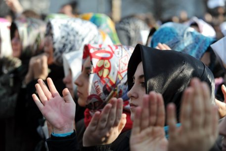 Women's Political Participation in Egypt: Perspectives from Giza