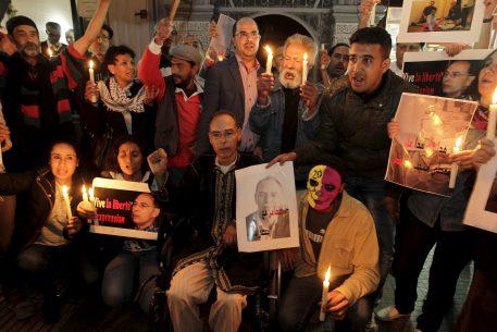 Derechos humanos en Marruecos