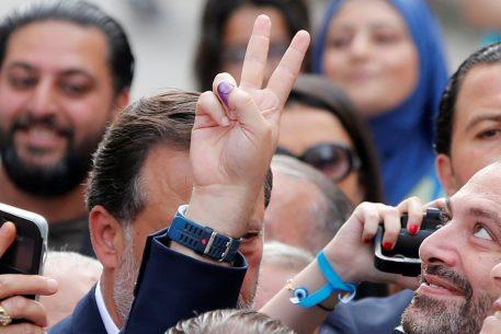 Elecciones legislativas en Líbano