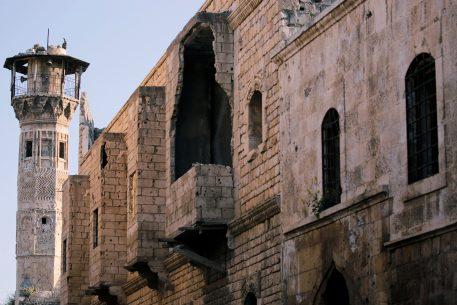 El futuro del patrimonio sirio