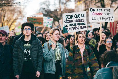 Cambio climático y activismo medioambiental en el Mediterráneo