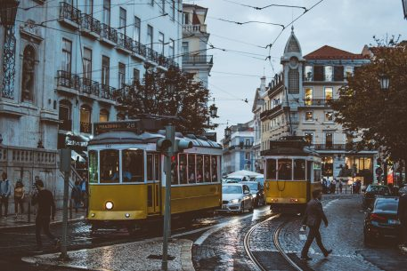 Brazilian, Moroccan And Ukrainian Migration To Portugal
