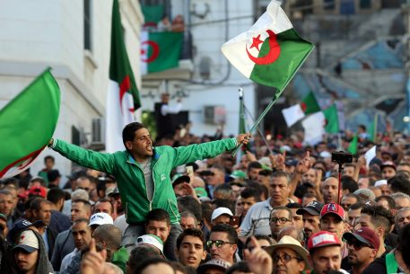 Civil Society and Social Movements in The Mediterranean