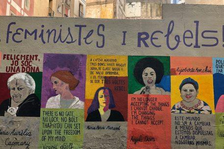 L'égalité des genres en Méditerranée, le rôle de la Catalogne