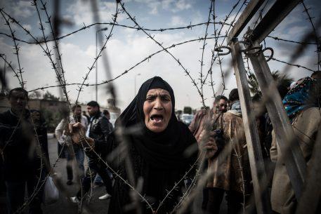 Irregular Crossings and EU Asylum and Border Governance