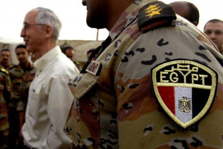 Counter-Terrorism Policies in Egypt: Effectiveness and Challenges