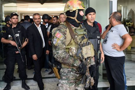 The European Union and the External Dimension of Security: Supporting Tunisia as a Model in Counter-Terrorism Cooperation