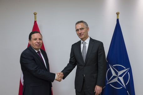 Building Partnerships in Challenging Times: The Defence Arrangements of Tunisia