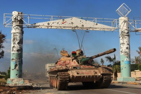 Militia Institutionalisation and Security Sector Reform in Libya