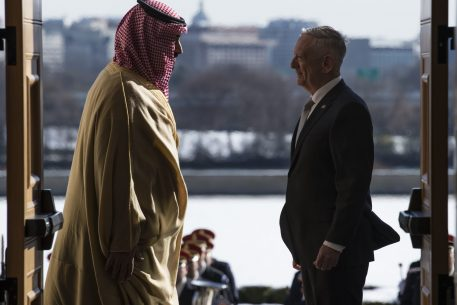 Saudi Arabia in World Politics: From the Cold War to the War On Terror