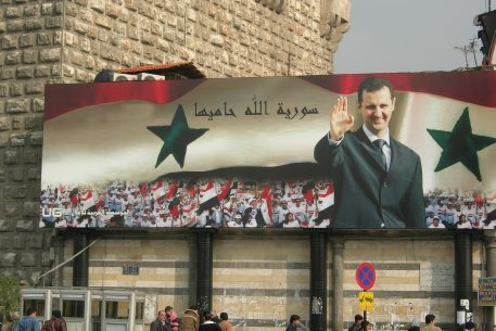 Syria After Aleppo: Consolidation of The Regime And Territorial Fragmentation