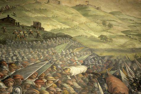 Geopolítica del segle XVI. La Llombarda espanyola i la Itàlia septentrional entre Europa i el Mediterrani