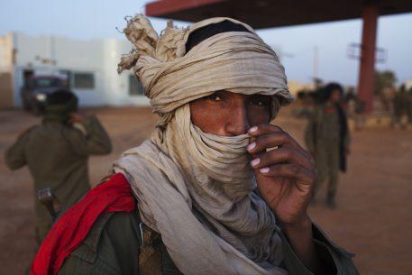 La revolución tuareg