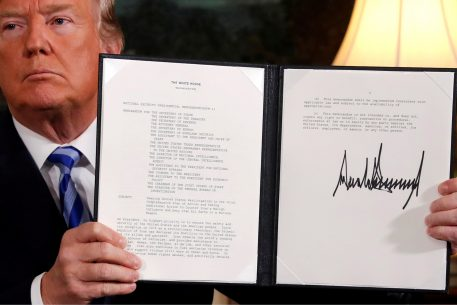 El acuerdo nuclear con Irán, víctima de la incertidumbre